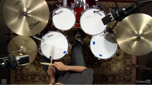 Playing in 9/8: Drum Set Instruction: On The Beaten Path