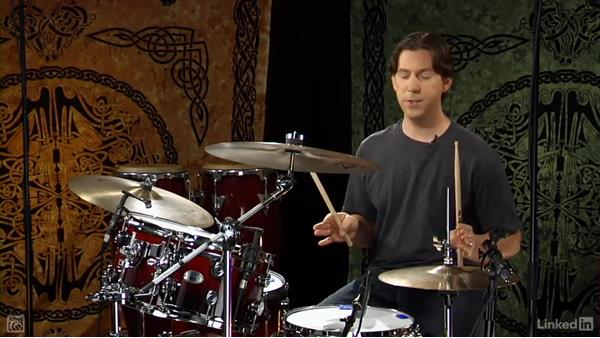Double time: Drum Set Instruction: On The Beaten Path