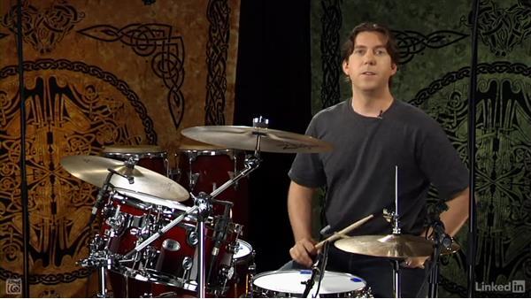 Accelerando and ritardando: Drum Set Instruction: On The Beaten Path