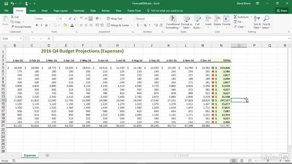 Use conditional formatting: Migrating from Office 2003 to Office 2016