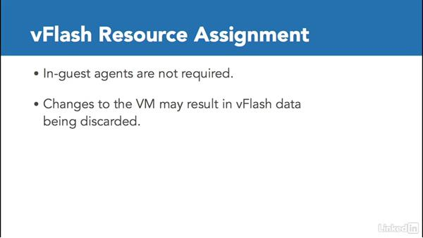 vFlash reservations: Administer and Manage VMware vSphere Resources