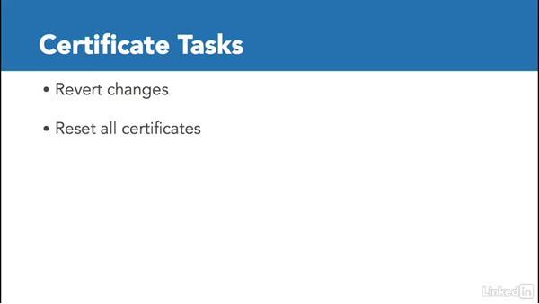 Understanding vSphere Certificate Manager: Configure and Administer VMware vSphere Security