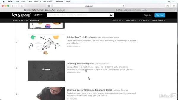 Find study resources: Adobe Certified Associate Prep: Illustrator