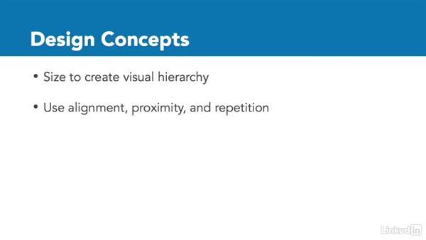 Challenge: Identify design elements: Adobe Certified Associate Prep: Illustrator