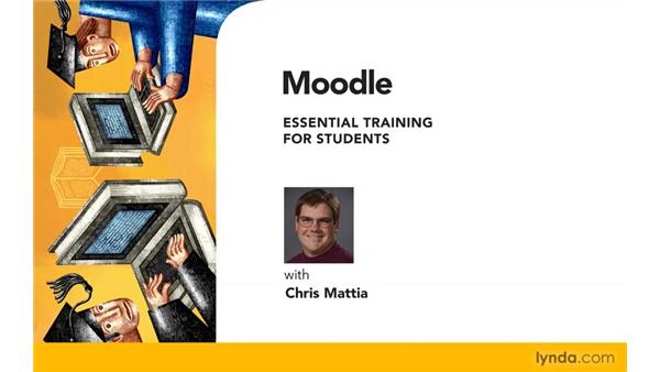 : Moodle 1.9 Essential Training for Students