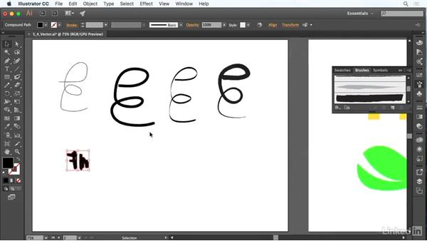 Vector drawing concepts: Adobe Certified Associate Prep: Illustrator
