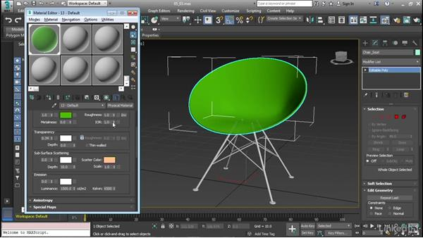 Understanding physical materials: Cert Prep: 3ds Max Certified Professional