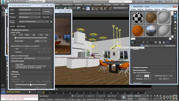 Render scenes: Cert Prep: 3ds Max Certified Professional