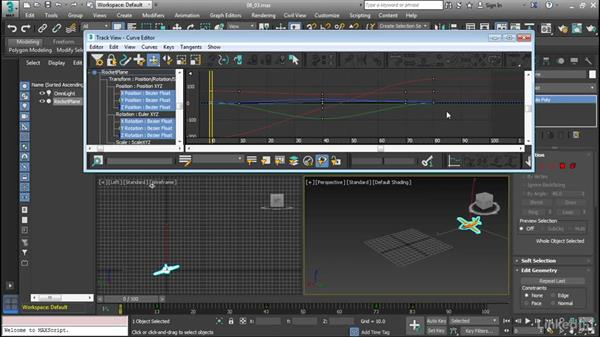 Edit animation: Cert Prep: 3ds Max Certified Professional