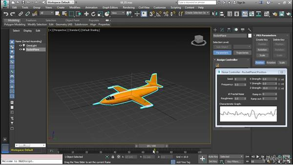 Working with controllers: Cert Prep: 3ds Max Certified Professional
