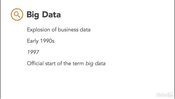 Brief history: Data Science and Analytics Career Paths and Certifications