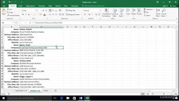 Understanding security: Excel 2016: Macros in Depth