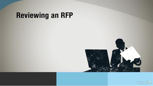 Review RFP: Government Project Management