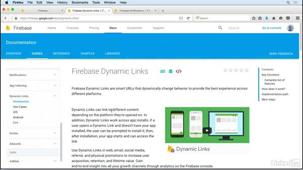 Next steps: Google Firebase for Android: First Look