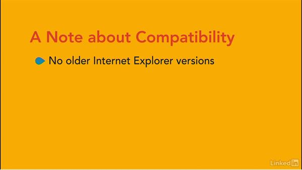 Compatibility notes: JavaScript for Web Designers