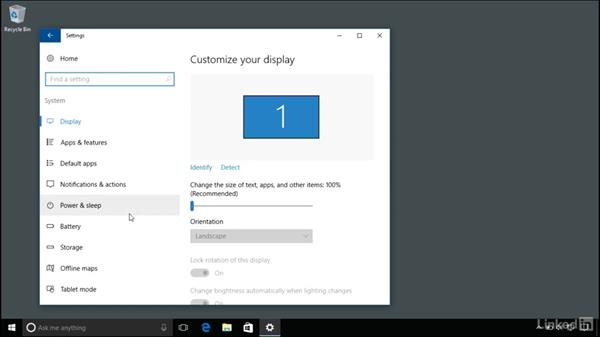 Roundup of interface changes: Windows 10 Anniversary Update New Features