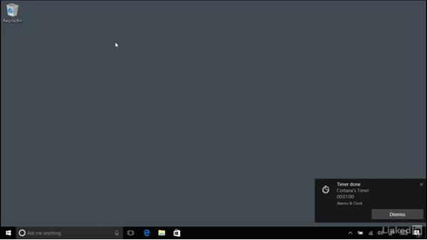 New commands in Cortana: Windows 10 Anniversary Update New Features