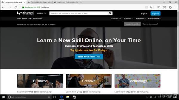 Next Steps: Windows 10 Anniversary Update Essential Training