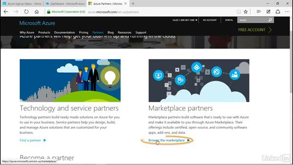 A brief tour of Azure: Microsoft Azure for Developers