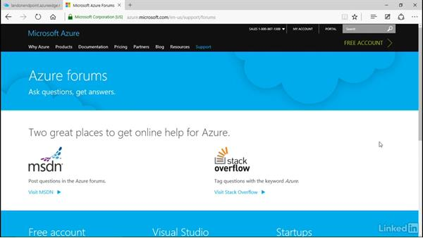 Next steps: Microsoft Azure for Developers