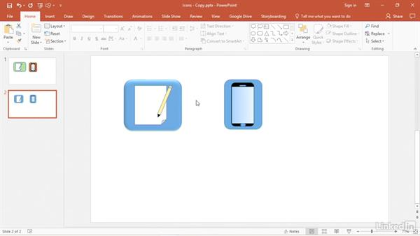 Copy and paste formatting: PowerPoint 2016 Tips and Tricks