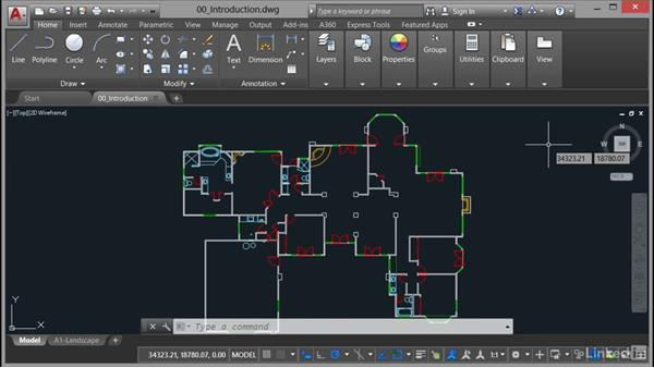What you should know before watching this course: AutoCAD Facilities Management: Areas