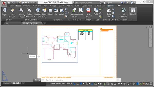 Next steps: AutoCAD Facilities Management: Areas