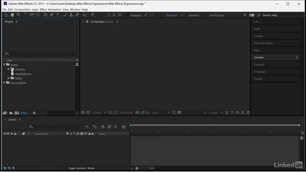 Using the exercise files: After Effects Guru: Expressions
