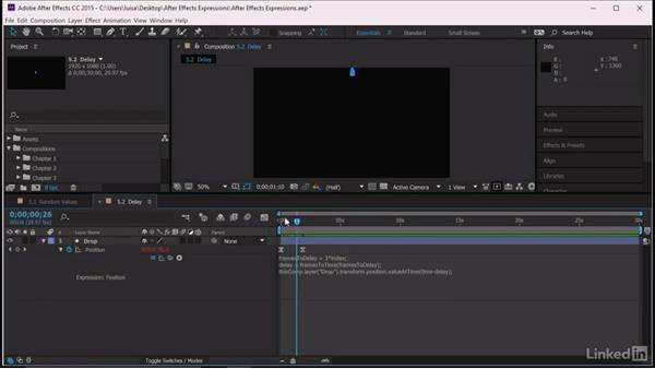 Delay: After Effects Guru: Expressions