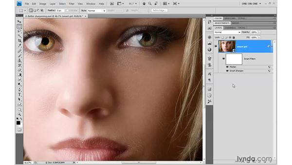 Heaping on the Smart Filters: Photoshop CS4 One-on-One: Mastery