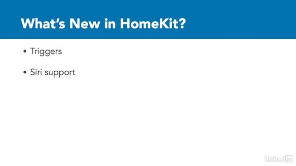 What's new in HomeKit?: Developing for HomeKit & iOS