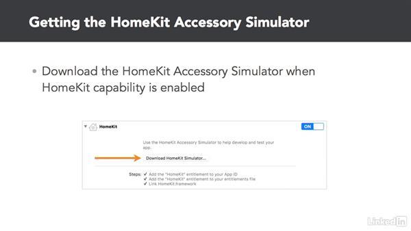 Using the HomeKit Accessory Simulator: Developing for HomeKit & iOS