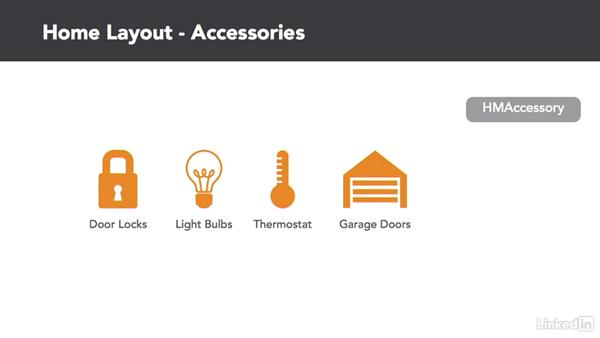 Defining a home layout: Developing for HomeKit & iOS