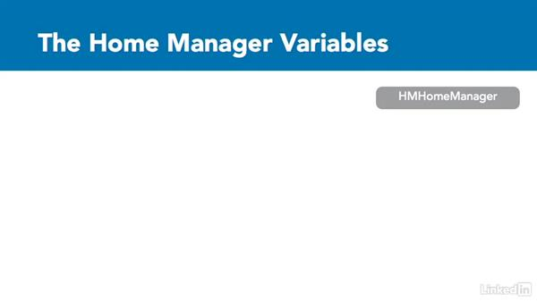 The Home Manager: Developing for HomeKit & iOS