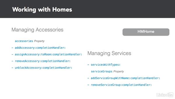 Homes, rooms, and zones: Developing for HomeKit & iOS