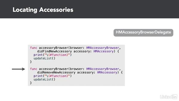 Working with Accessories: Developing for HomeKit & iOS