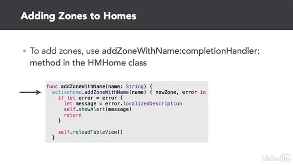 Working with Zones: Developing for HomeKit & iOS