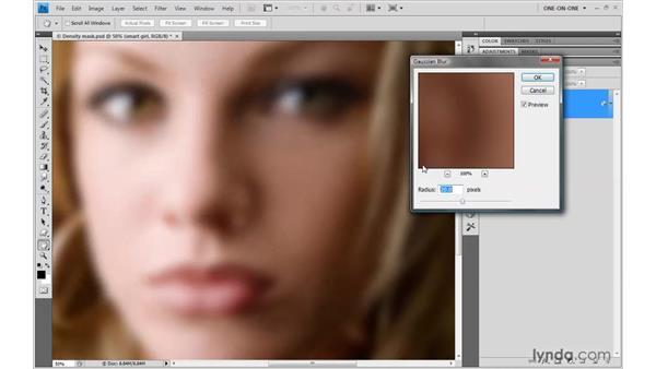 Employing nested Smart Objects: Photoshop CS4 One-on-One: Mastery