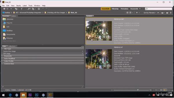 Managing sidecar files: After Effects Guru: Advanced Photoshop Integration