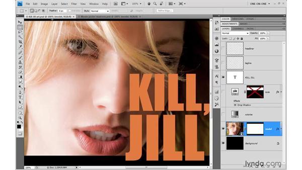 Parametric wonderland: Photoshop CS4 One-on-One: Mastery