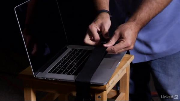 Using a table for tethering: Tethered Shooting Fundamentals