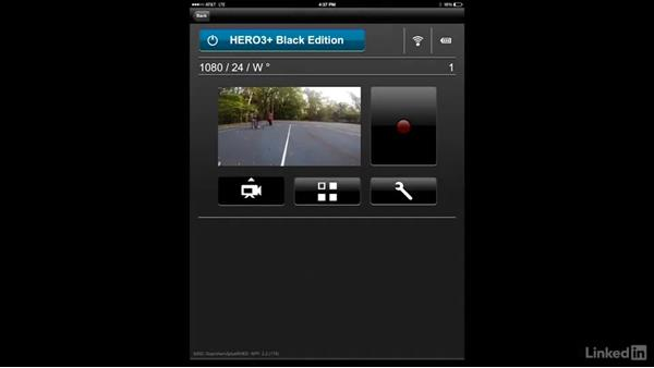 Shooting with a GoPro: Tethered Shooting Fundamentals