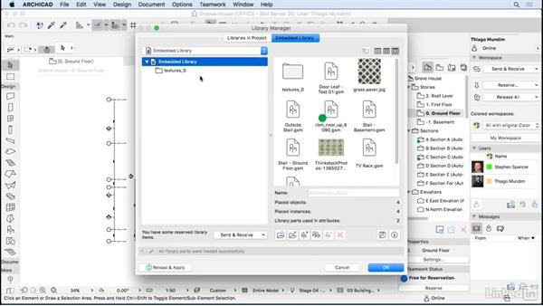 BIM Server library: ArchiCAD: Management & Collaboration