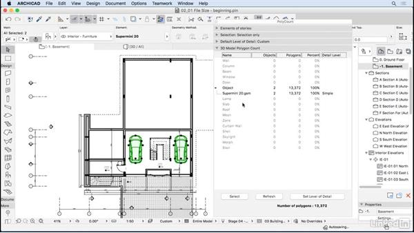 Managing file size: ArchiCAD: Management & Collaboration