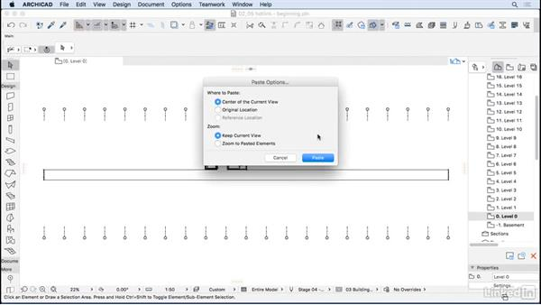 Using Hotlink modules: ArchiCAD: Management & Collaboration