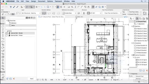 Saving favorites: ArchiCAD: Management & Collaboration