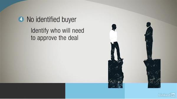 Five reasons deals fall apart: Sales Negotiation