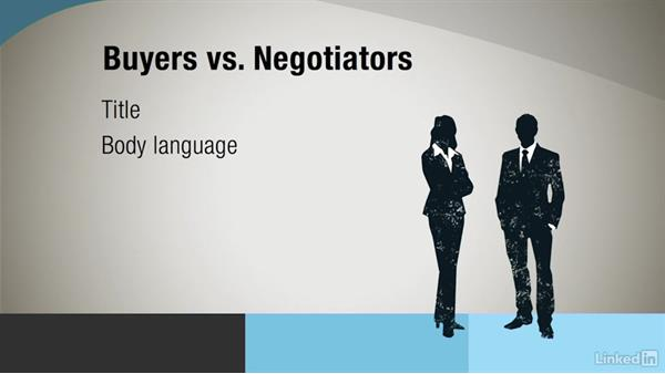 How to tell the difference between a buyer and negotiator: Sales Negotiation