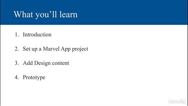 Welcome: UX Design Tools: Marvel