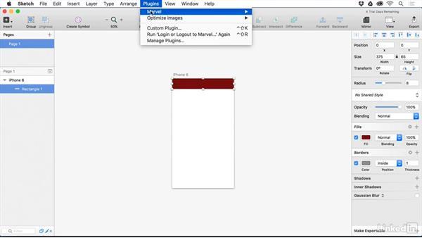 MarvelApp and Sketch: UX Design Tools: Marvel